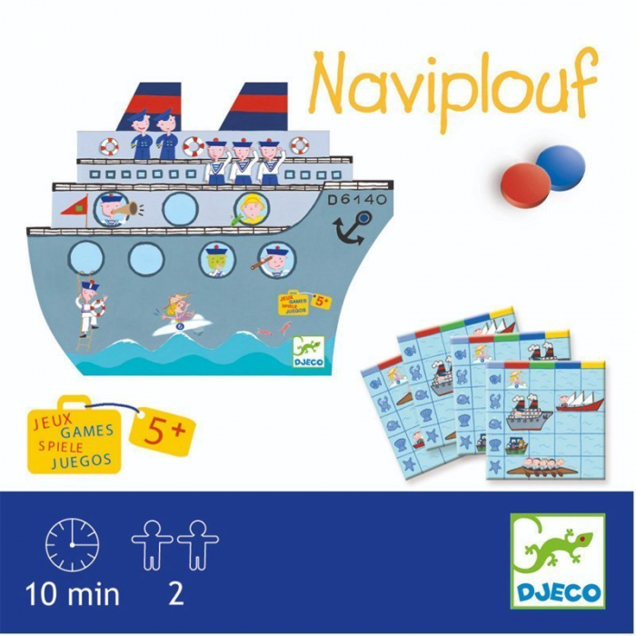 Nomad Naviplouf - Joc de strategie 3