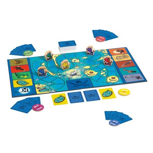 Joc de strategie Bluff pirat 2