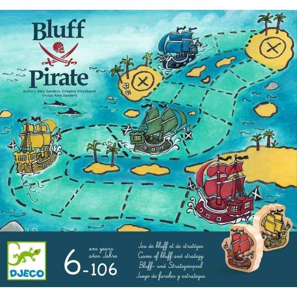 Joc de strategie Bluff pirat 0
