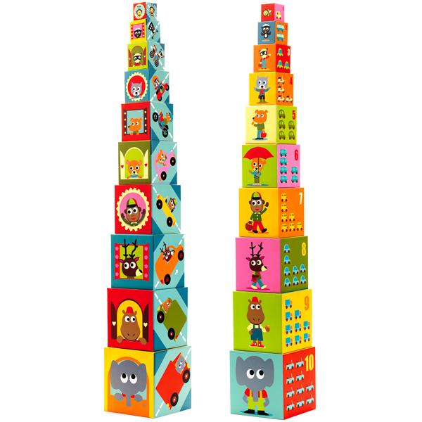 Turn de construit Masini - Joc educativ [1]