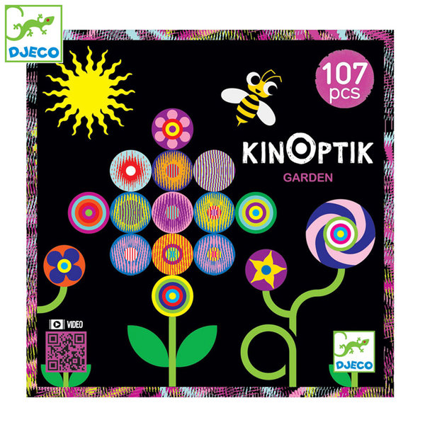 Kinoptik Gradina - Joc educativ 0