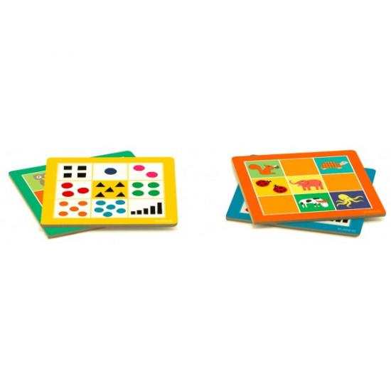 Colecție 12 jocuri clasice de familie 2