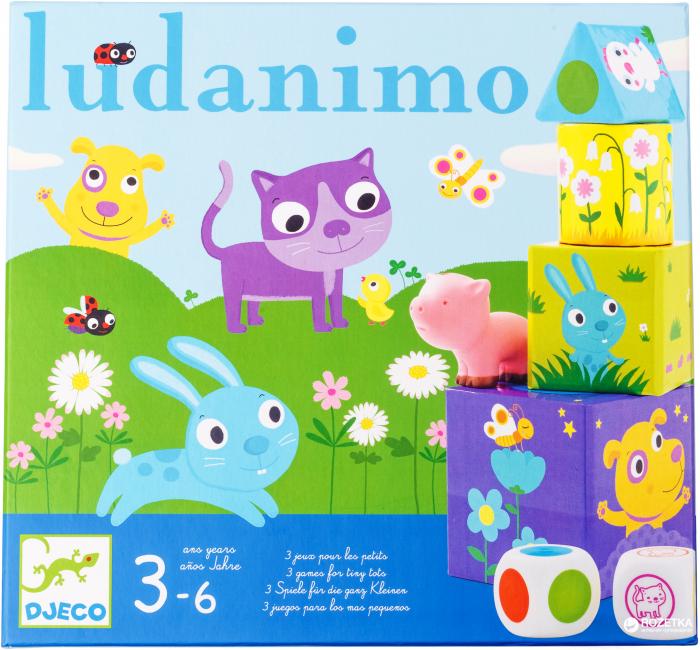 Ludanimo - Colectie de jocuri 0