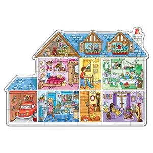 DOLLS HOUSE JIGSAW - Joc educativ [1]