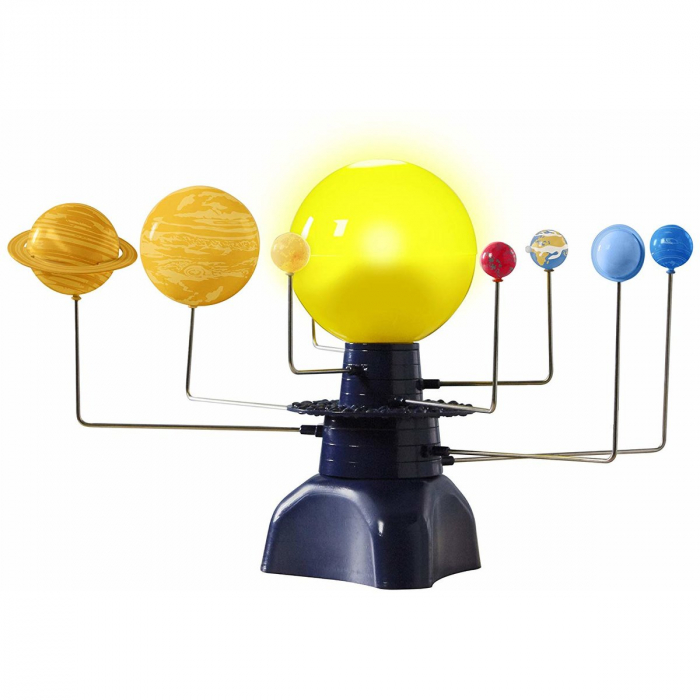 Sistem solar motorizat 3