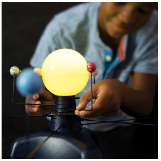 Sistem solar motorizat 9