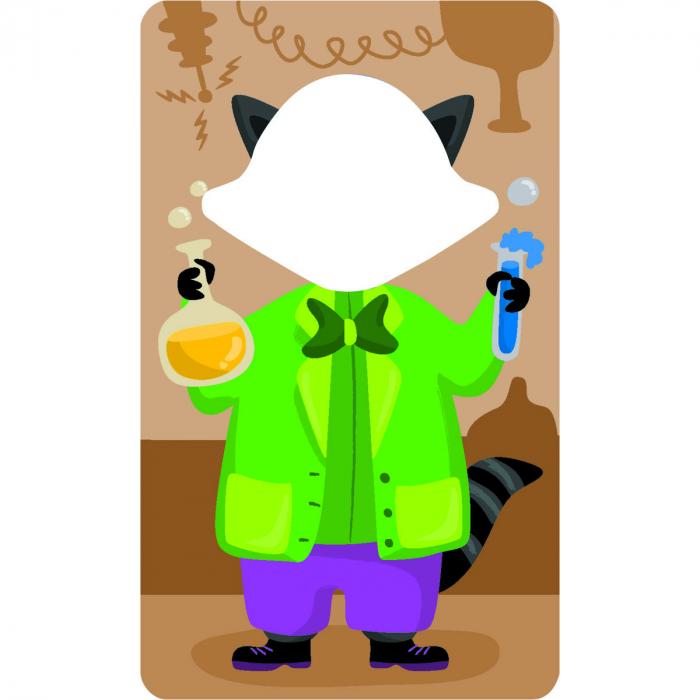 Racoon Rumpus - joc de familie 3