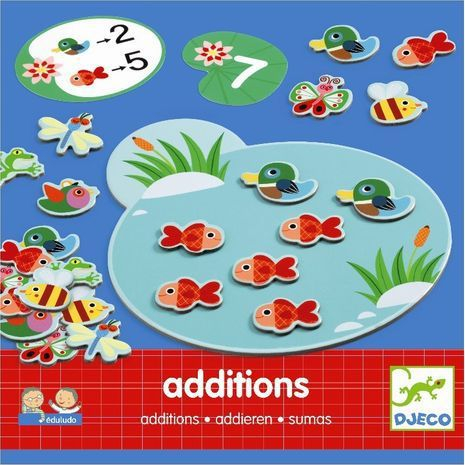 Eduludo Addition - Joc educativ cu calcule [0]