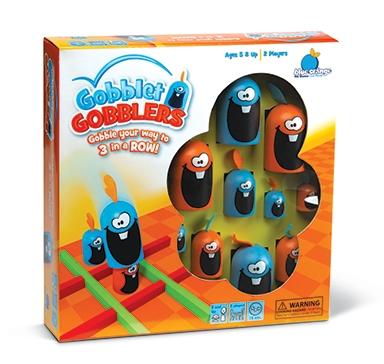 Gobblet gobblers - Lemn - Joc de strategie 0