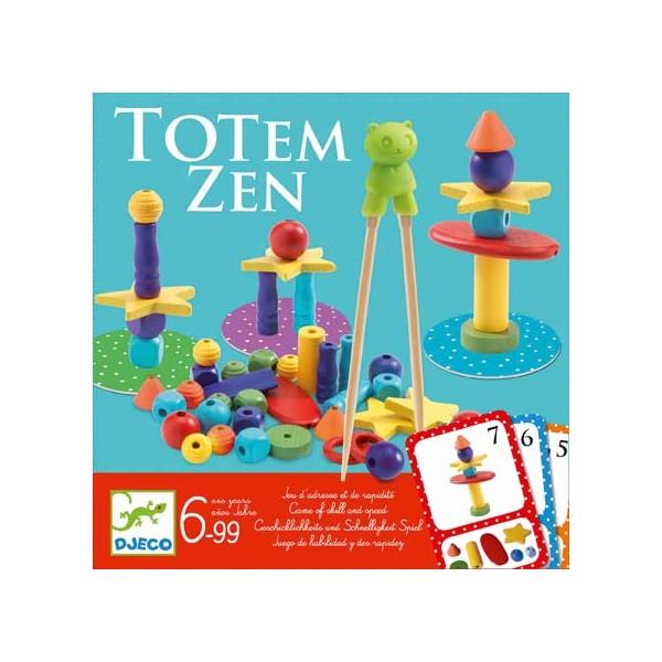 Totem zen - Joc de indemanare 0