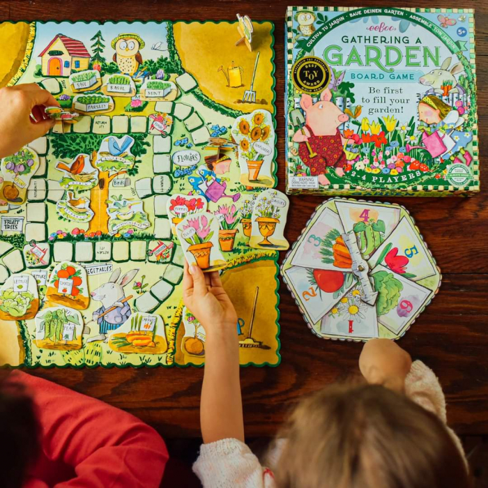 Gathering a Garden - Joc educativ [1]