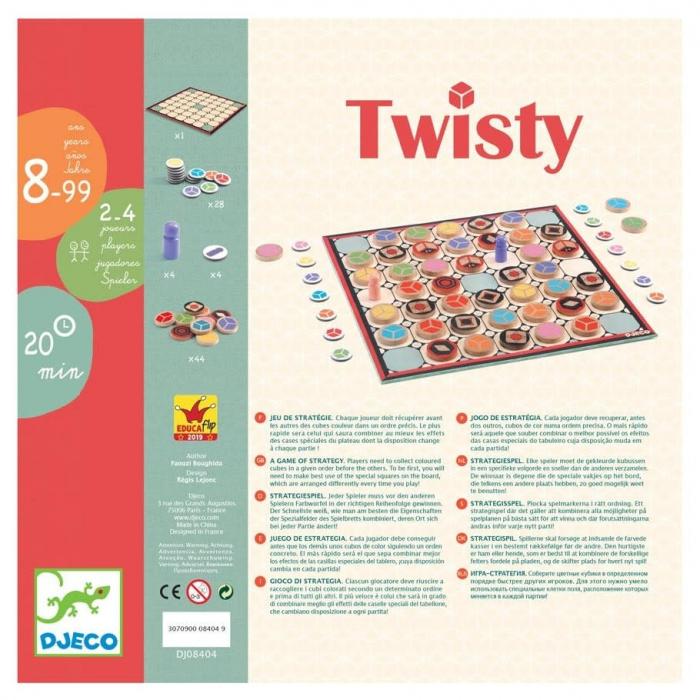 Joc de strategie Twisty 1