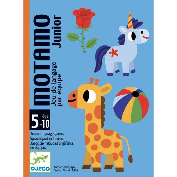Joc cu carti Motamo Junior [0]