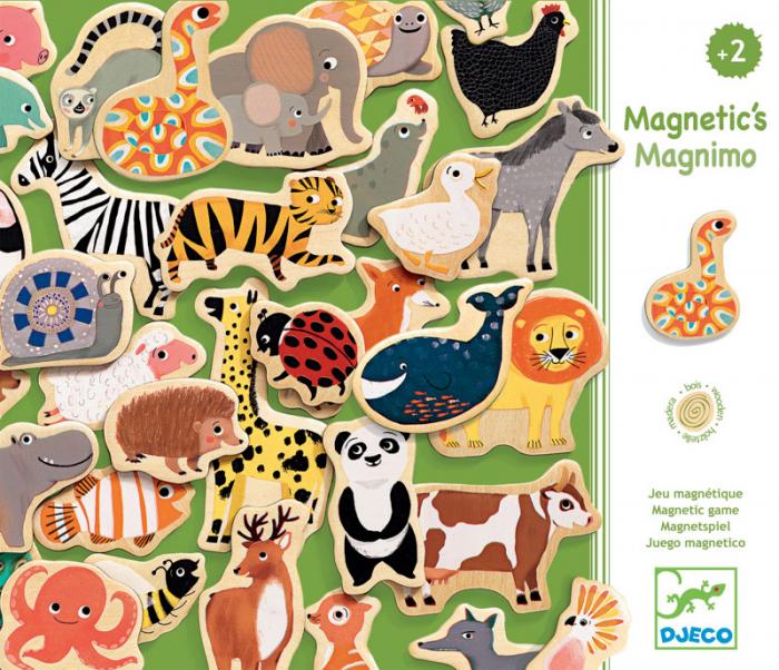 Joc cu magneti cu animale 0