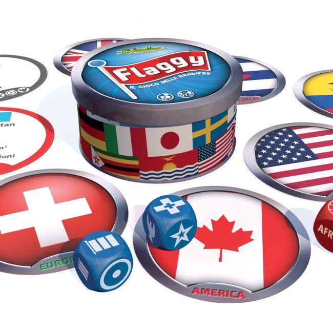 Joc cu zaruri-Steagurile lumii 1