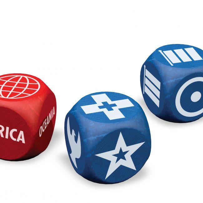 Joc cu zaruri-Steagurile lumii 2