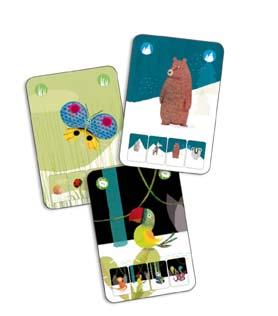 Mininatură - Joc de cărți 1