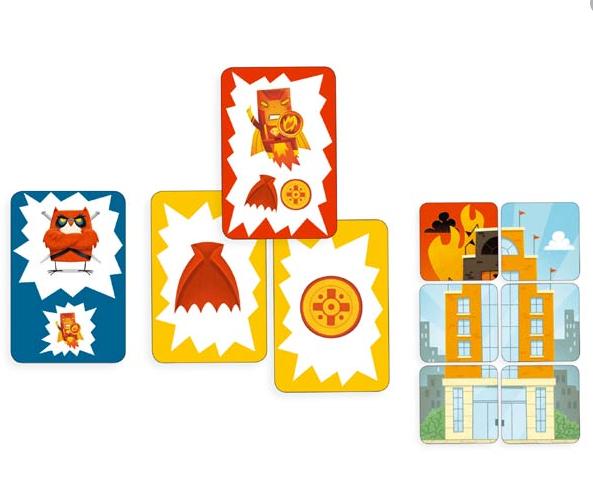 Orasul eroilor - Joc cu carti 1