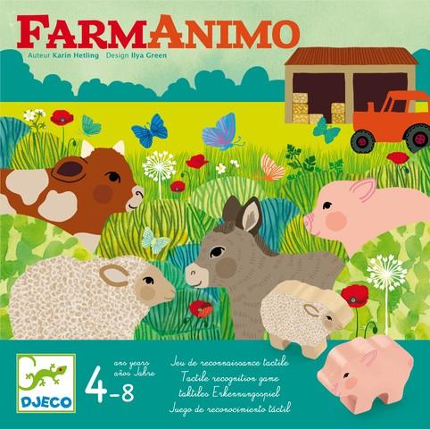 Joc de cooperare FarmAnimo 0
