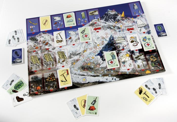 Joc de cooperare Muntele Everest [1]