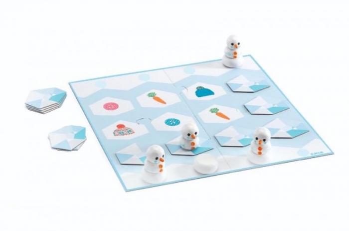 Oamenii de zăpadă - Joc de cooperare 1