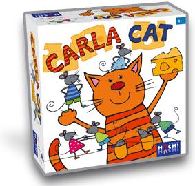 Carla Cat - Joc de familie 0