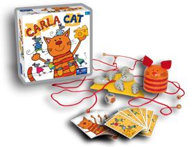 Carla Cat - Joc de familie 4