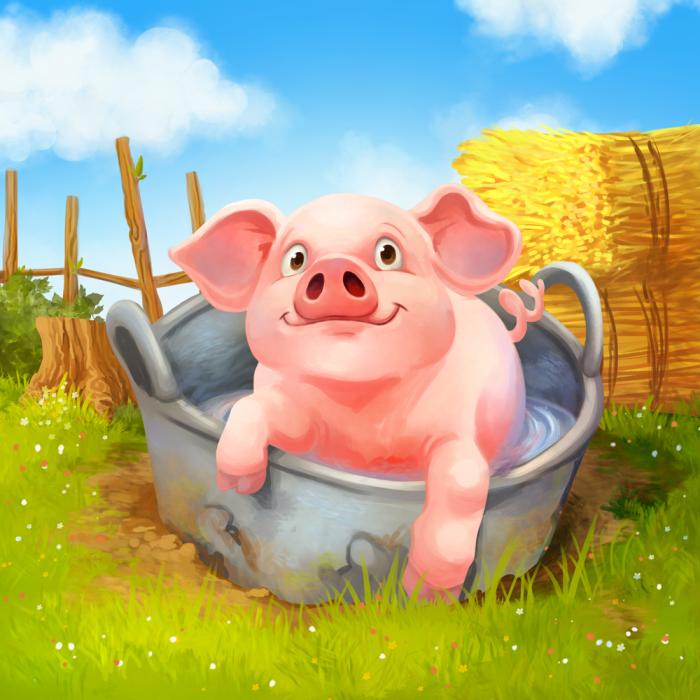 FARMINI - Joc de familie [3]