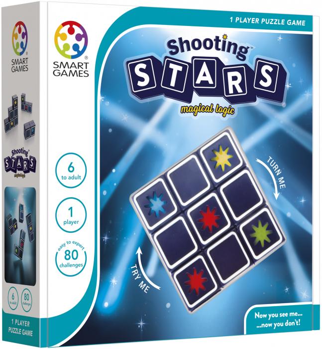 Shooting stars - Joc de logica 0