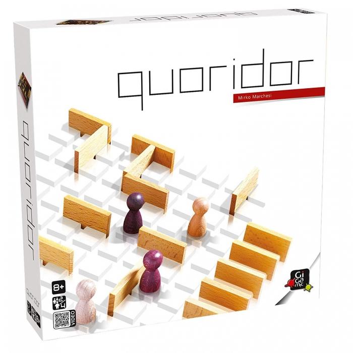 QUORIDOR Classic - Joc de strategie 0