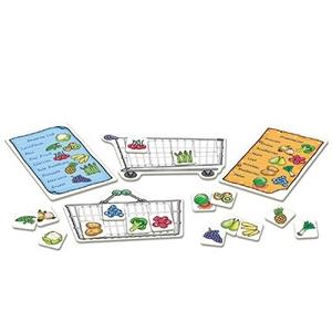 Shopping list extras - Fruits & veg - Joc educativ [1]
