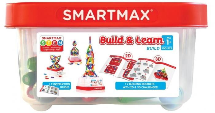 Build & Learn - Joc magnetic [0]
