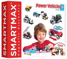 "Vehicule ""PLAY"" - Power Mix - Joc magnetic 0"
