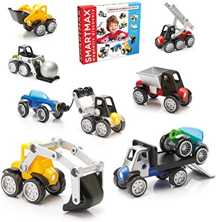 "Vehicule ""PLAY"" - Power Mix - Joc magnetic 1"