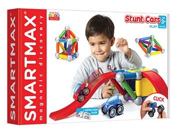 Vehicule PLAY - Basic Stunt - Joc magnetic 0