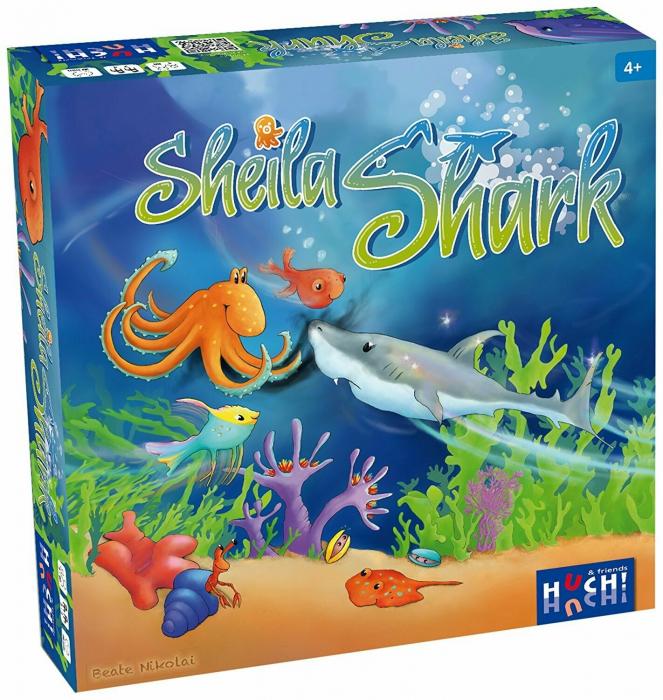 Sheila Shark - Joc de cooperare 0