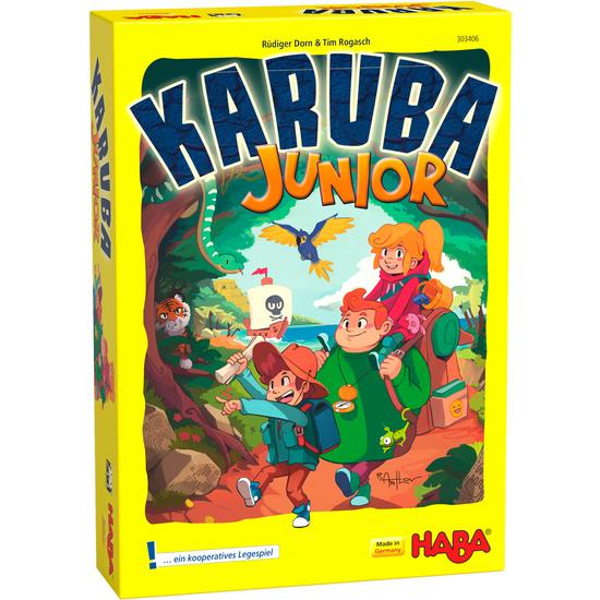 Karuba Junior - Joc de cooperare 0