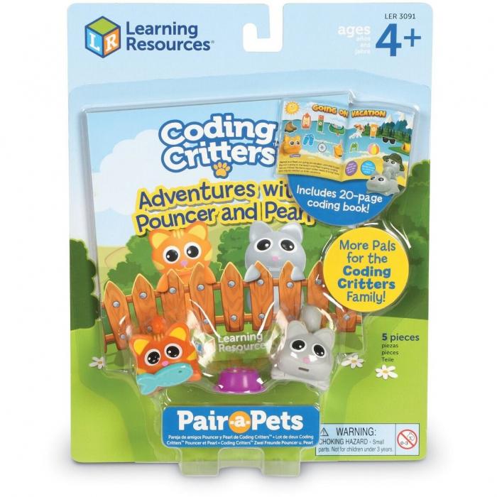Aventurile pisicutelor - joc STEM 0