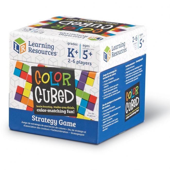 Color cubed - Cubul culorilor - Joc de strategie [0]