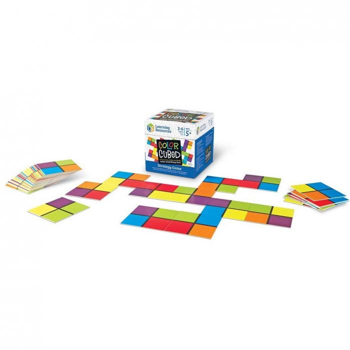 Color cubed - Cubul culorilor - Joc de strategie [1]