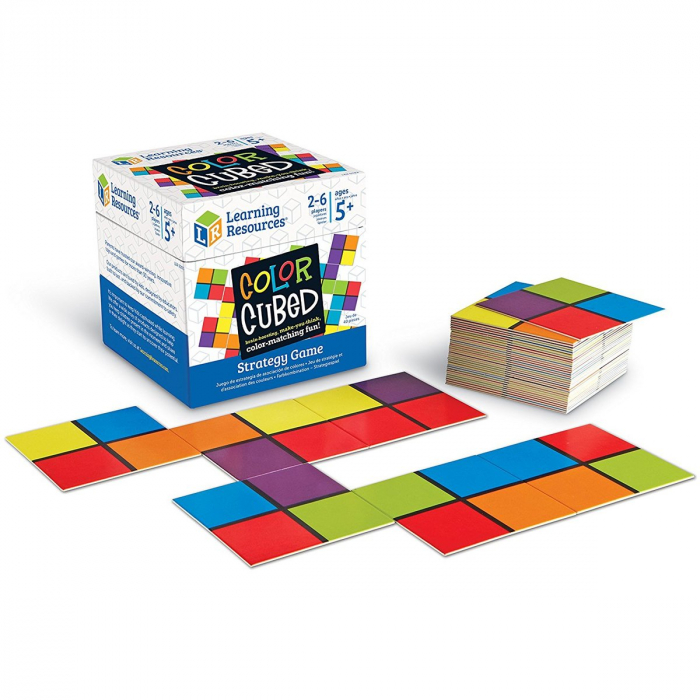 Color cubed - Cubul culorilor - Joc de strategie [2]