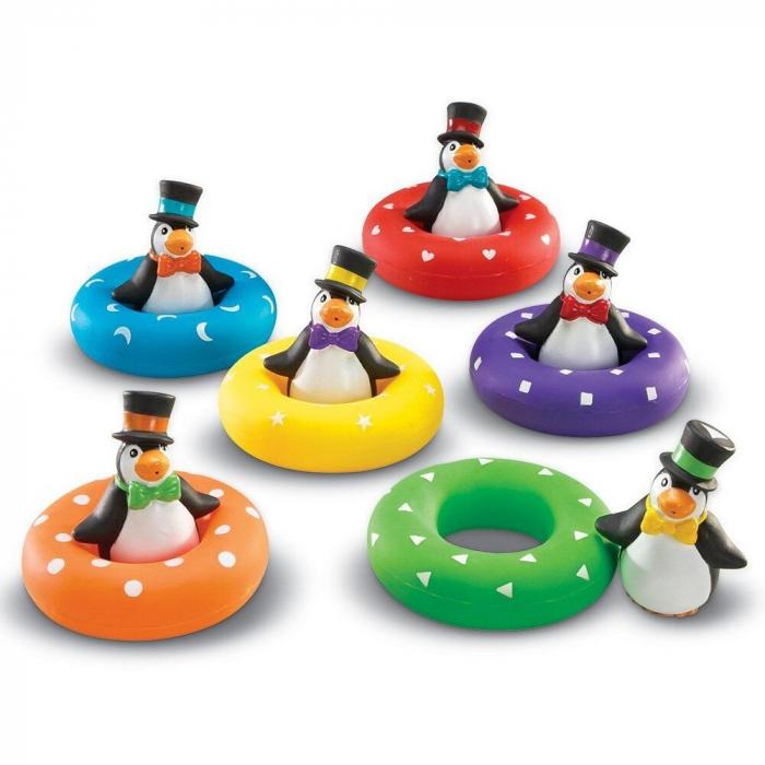 Pinguinii - Set de potrivire 2