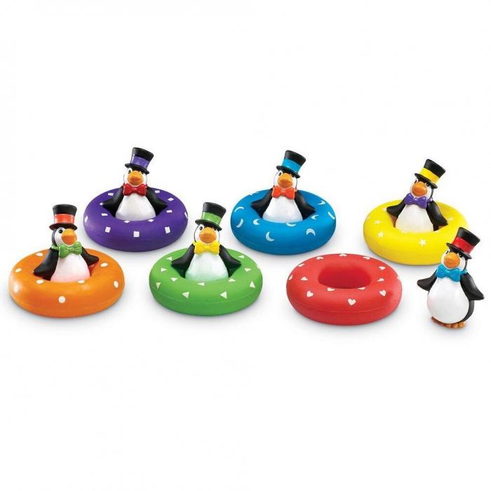 Pinguinii - Set de potrivire 1