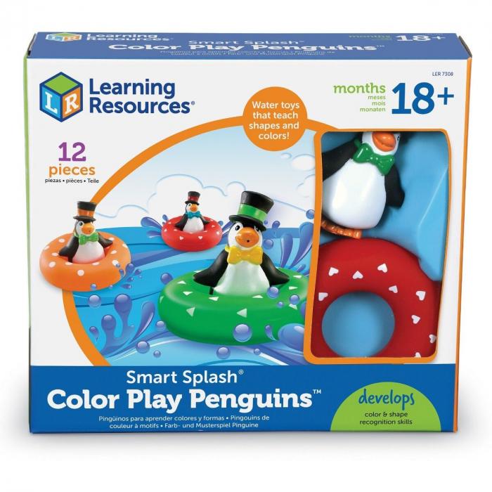 Pinguinii - Set de potrivire 0