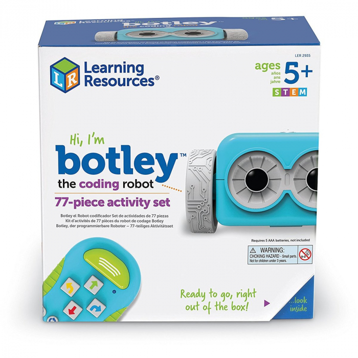 Robotelul Botley - set STEM 0
