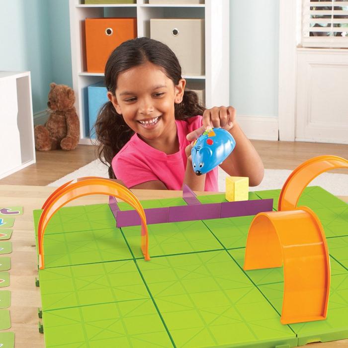 Robotul soricel - joc STEM 5