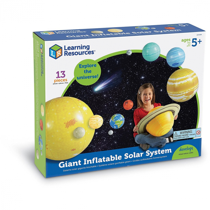 Sistemul solar gonflabil 0