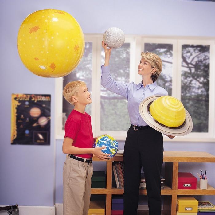 Sistemul solar gonflabil 3