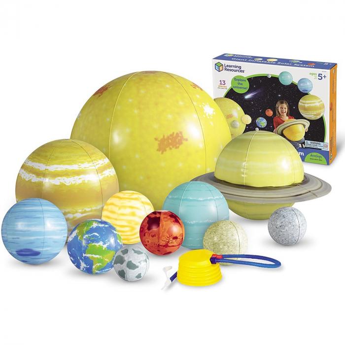 Sistemul solar gonflabil 1