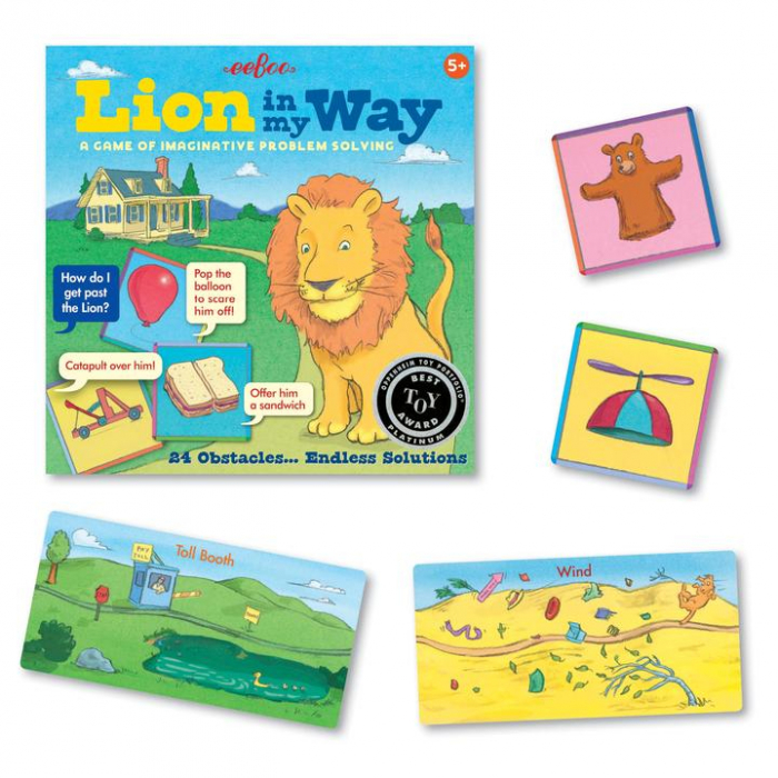 Lion in my Way- Joc educativ de strategie si cooperare 2